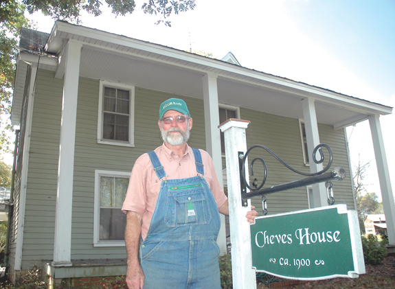 Cheves inducted into State Fair Livestock Hall of Fame