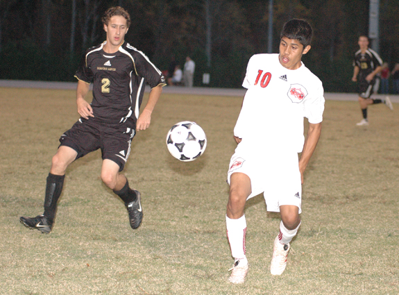 Yellow Jackets Outlast Rams
