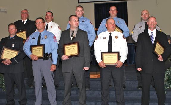Recognition service for area law enforcement