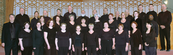 Concert Singers of Cary coming to Louisburg College
