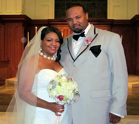 Truesdell, Leonard wed