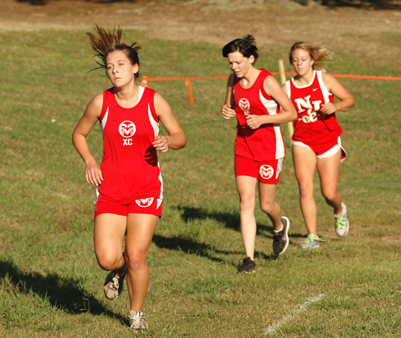 XC Runners Claim Honors