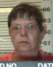 Woman arrested for terrorizing community