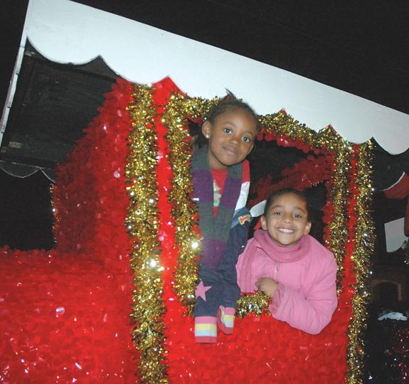 Franklinton Christmas Parade Pics, 2