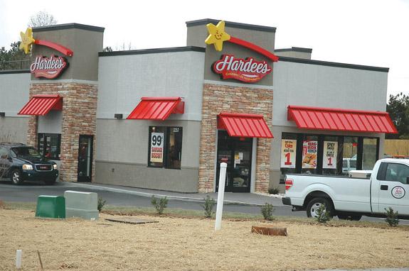 Hardee's opens in Franklinton