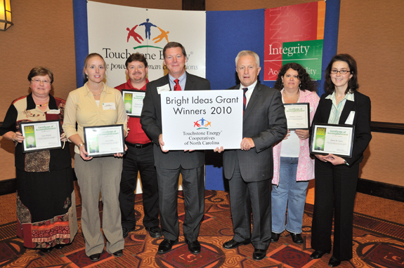 Franklin County teachers honored at Bright Ideas Awards luncheon