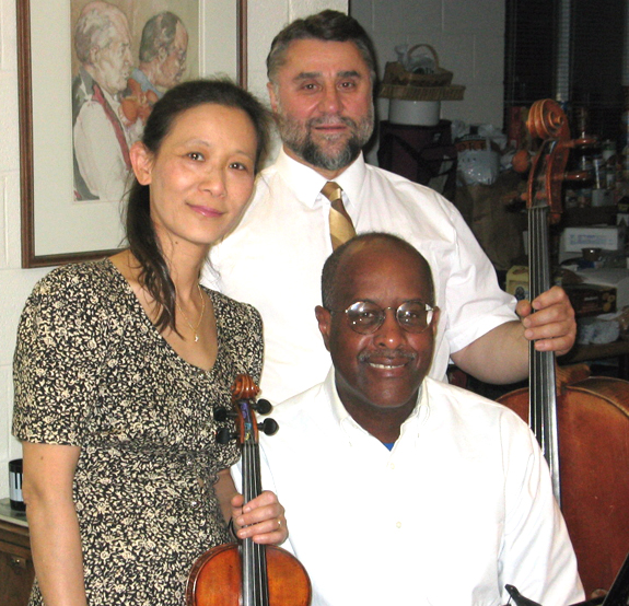 Duke Pegram Trio to perform concert at Cherry Hill, Feb. 13