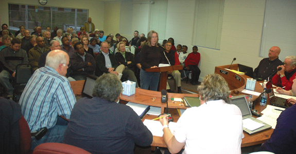 Franklinton rejects county's water bid
