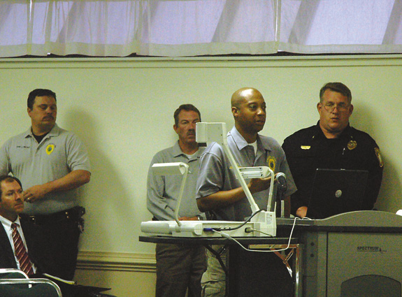 County calls meeting to fix water dispute