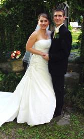 Inscoe, Baker wed