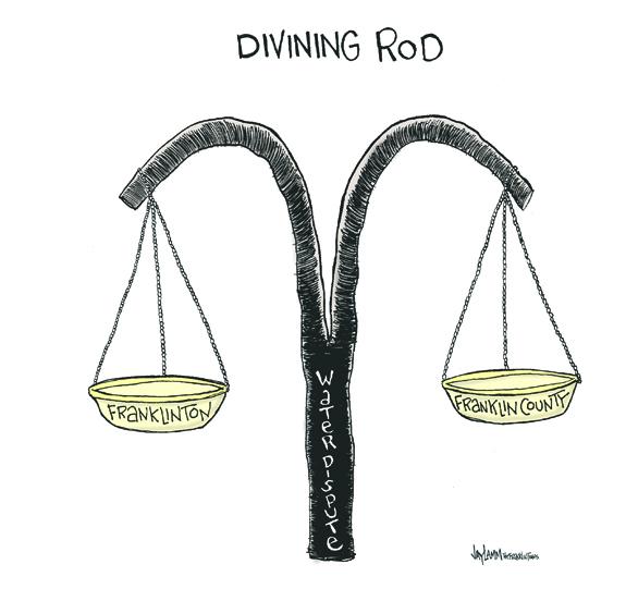 Editorial Cartoon: Balancing Act