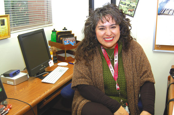 New extension agent wants to help people age with gusto