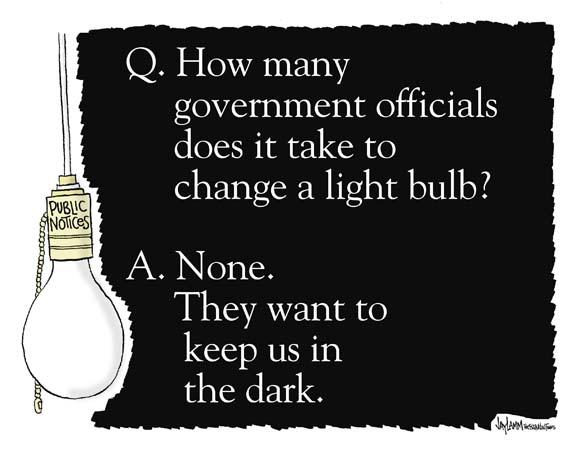 Editorial Cartoon: Burn Out