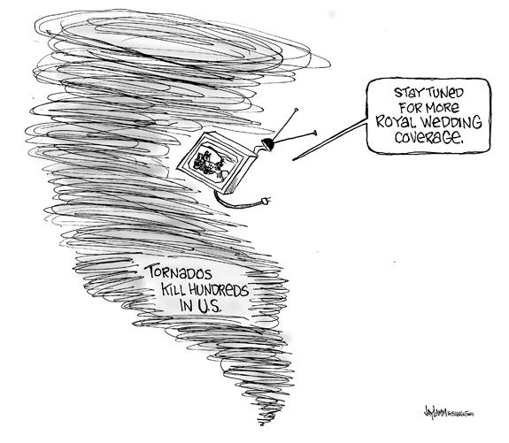 Editorial Cartoon: Hot Air