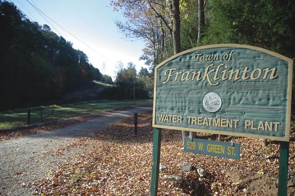 Appraiser chosen for Franklinton water plant