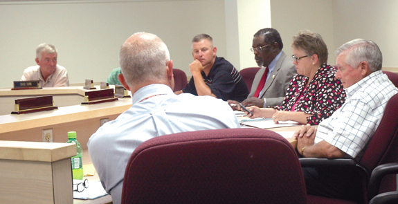 Commissioners cut meeting short, approve tourism funding