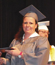 Lamberth gets degree from LC