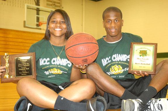Bunn Stars Earn NCC Honors
