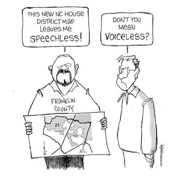 Editorial Cartoon: Jaw Gnashing