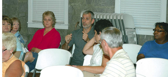 Youngsville discusses next administrator