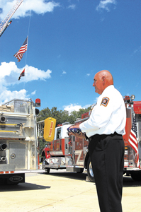 Franklin County takes time to remember 9/11