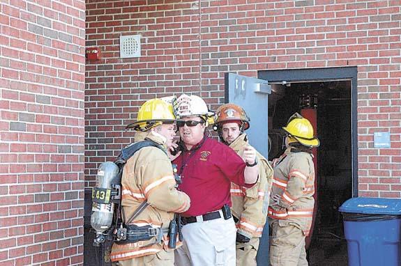 Boiler room problem at Royal Elementary