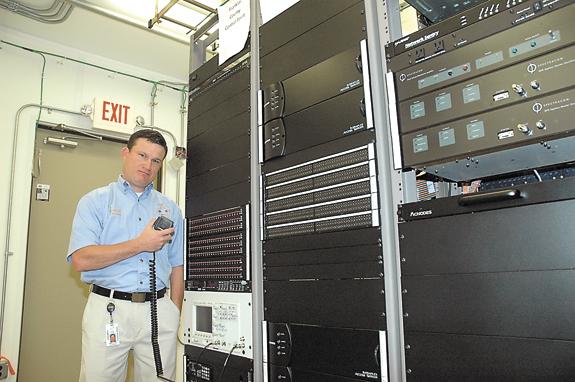 Radio towers back on commissioners' agenda
