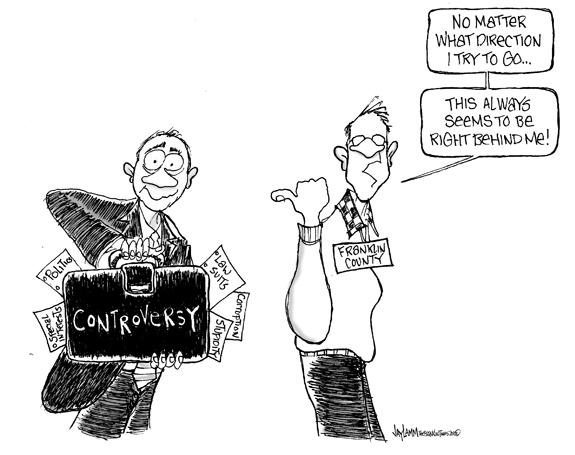Editorial Cartoon: Deal or No Deal