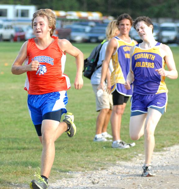 NCC On The Run
