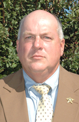 Jones appointed sheriff