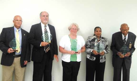Kerr-Tar holds annual awards banquet