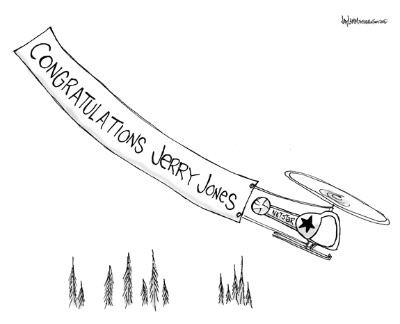 Editorial Cartoon: Ship of Fools