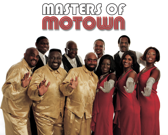 Concert to feature the greatest hits of Motown