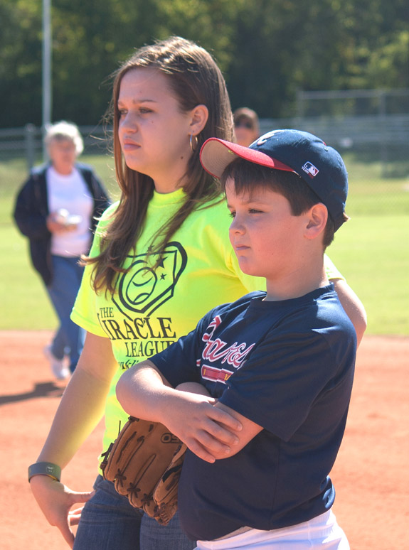 MIRACLE LEAGUE PLAYER OF WEEK