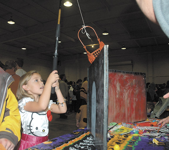 Youngsville's Halloween Carnival pics, 1
