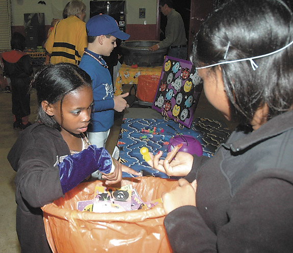 Youngsville's Halloween Carnival pics, 2