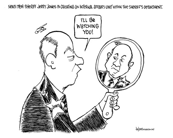 Editorial Cartoon: Jonesing