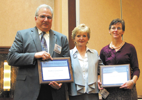 Two FCS High Schools recognized for high student performance