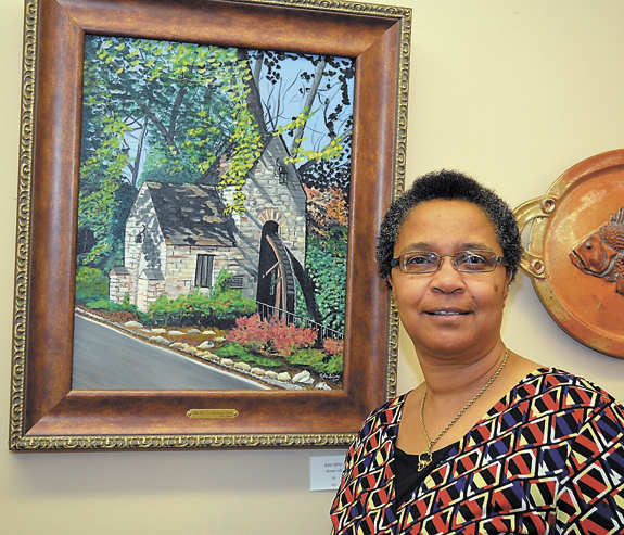 Arts Council's art show showcases local talent (Pt 2)