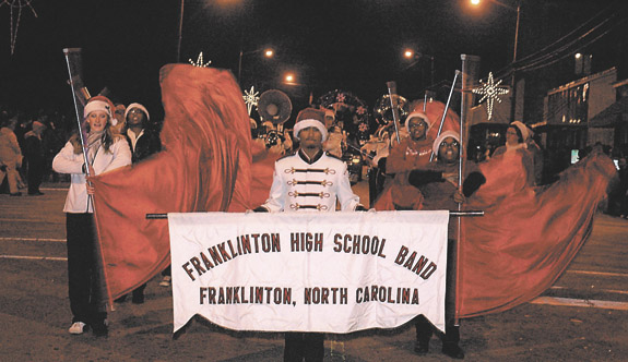 Franklinton Nc 2020 Christmas Parade The Franklin Times