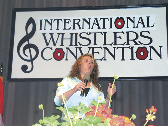 TDA endorses funding Whistlers Convention