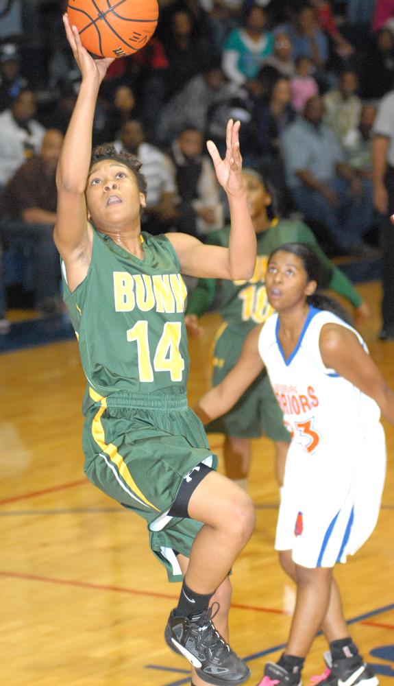 Bunn clinches NCC basketball crowns