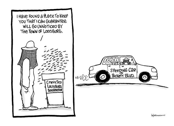 Editorial Cartoon: Bee-litists