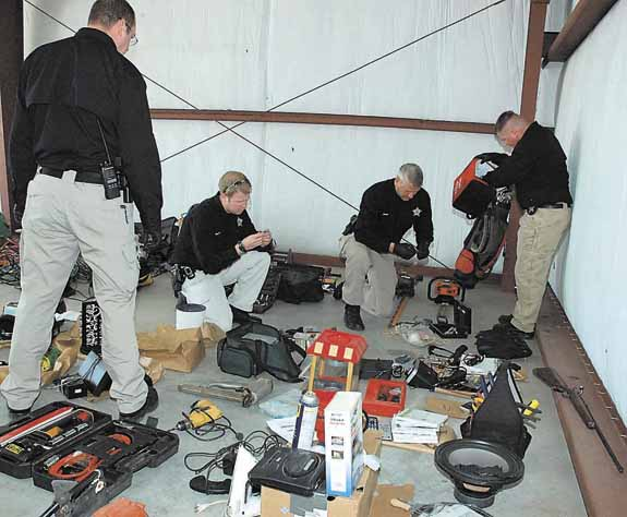 Website will aid victims in recovering stolen items