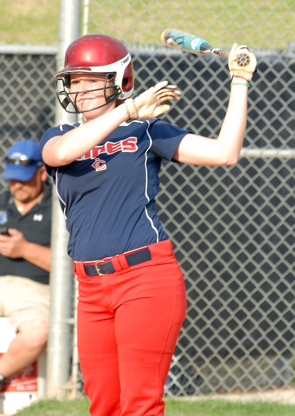 LC swept by Pioneers