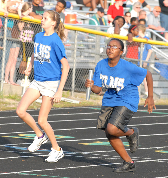 RELAY EXCELLENCE FOR TLMS