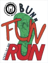 Run in Bunn for fun — and to create a park!