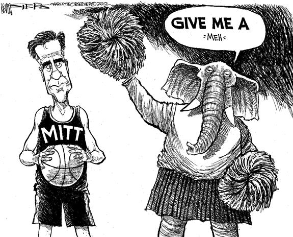 Editorial Cartoon: Mitt