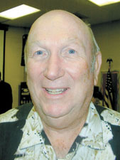 BHS to honor Johnny Alford