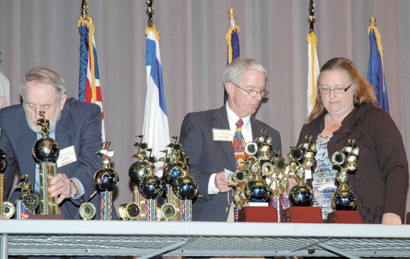 Top whistlers feted at event